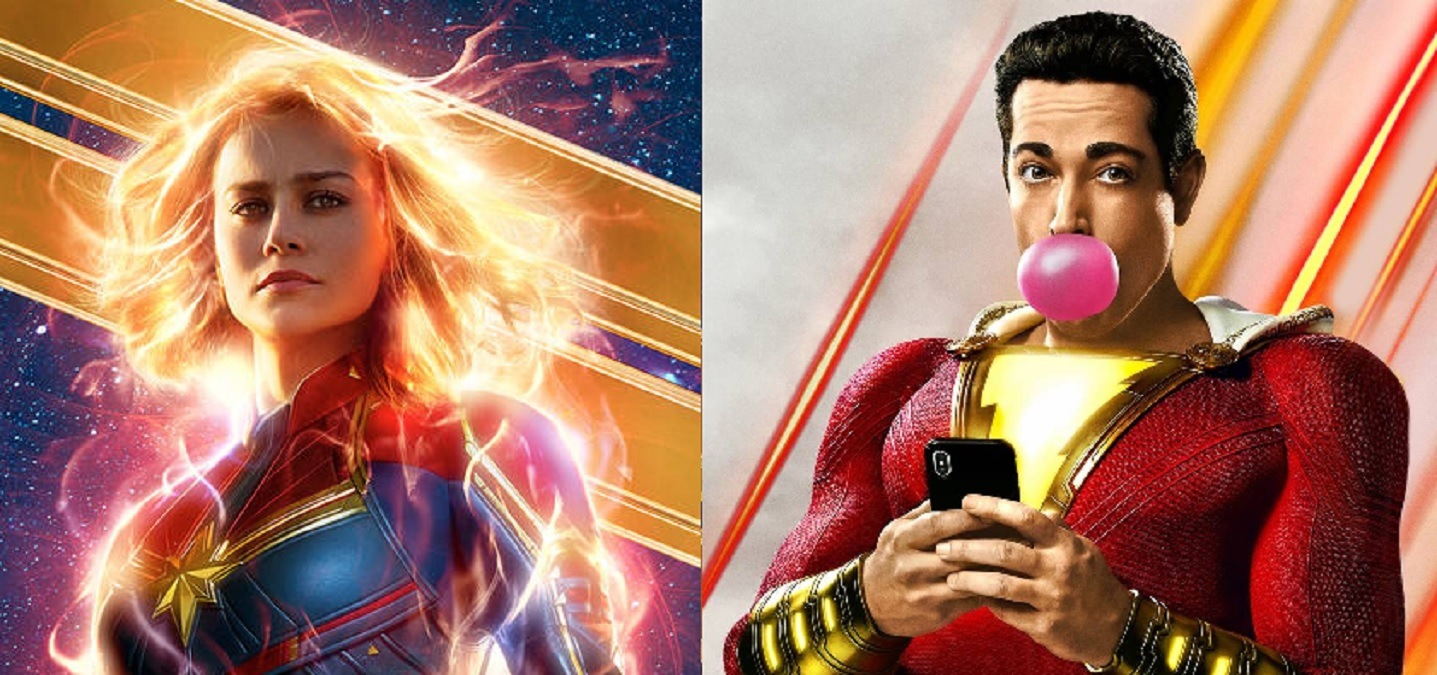Didn't Captain Marvel Used to Be a Man Comics Explained ...