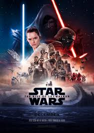 Image result for the rise of skywalker poster